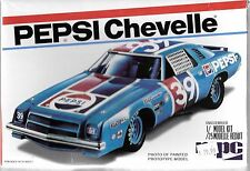 MPC Pepsi 1975 Chevelle Stock Car in 1/25 808