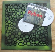 Pacific 231 ‎– Kyben LP + CD , lim. 100 only , Industrial, Electro ,Laibach, SPK