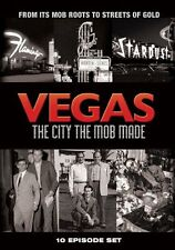 NEW Vegas: The City the Mob Made (DVD)