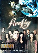 FIREFLY - COMPLETE SERIES - NATHAN FILLION - (4) DVD BOX SET - STILL SEALED