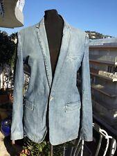 Tres Belle Veste Jeans Dolce & Gabbana 38 Tbe