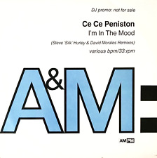 """CE CE PENISTON - I'm In The Mood (Hurley & Morales Remixes) (12"""") (Promo) (VG-/"""
