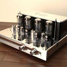YAQIN MC-5881A/6L6A Hi-End Vacuum Valve Tube headphone Integrated Amplifier IT