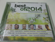 BEST OF 2014 FRÜHLINGSHITS 2CD SET - NEU (HELENE FISCHER AVICII IMAGINE DRAGONS)