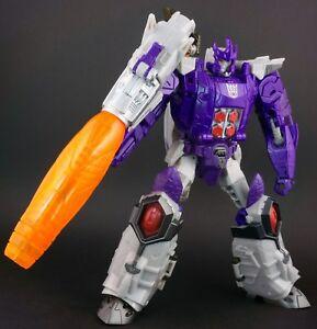 Transformers Titans Return GALVATRON NUCLEON Voyager Complete