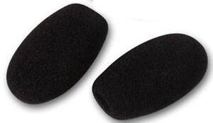 2 Jabra / GN Netcom 9120 9125 2100 & 2200 Headset Microphone Windscreen 0436-869