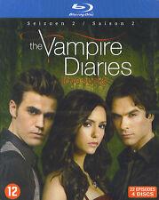 The Vampire Diaries : season 2 (4 Blu-ray Discs)
