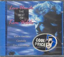 LOVE BLONDE - THE BEST OF KIM WILDE - CD (NUOVO SIGILLATO)