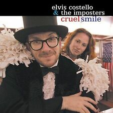 1 CENT CD Cruel Smile - Elvis Costello & The Imposters