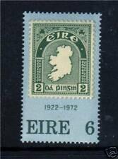 Ireland 1972 First Irish Stamp SG323 MNH