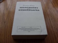 Stephen King Nightmares & Dreamscapes Pb Proof Rare