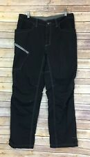 Columbia Mens Titanium Omni Shield Nylon Hiking Outdoor Pants Sz 32 Reflective
