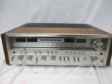 Pioneer SX-1080 Monster Stereo Receiver Classic Silver Face Wood Housing SX1080