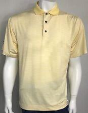 FootJoy Striped Golf Polo Shirt Austin Country Club ACC Men's Size Small