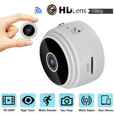 A9 Mini 1080P WiFi Security IP Camera IR Night Vision Small Webcam Monitoring