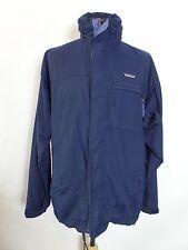 Vintage patagonia outdoors manteau de pluie | homme m | rétro extérieur veste fermeture éclair