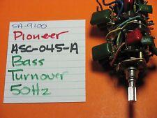 PIONEER ASC-045-A  BASS TURNOVER POT 50Hz SA-9100