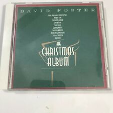 Christmas Album David Foster Cd Natalie Cole Michael Crawford Celine Dion