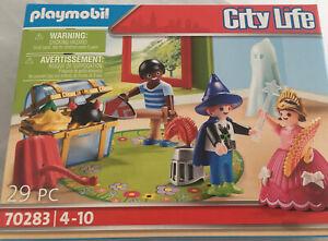 PLAYMOBIL 70283 Kinder mit Verkleidungskiste - Prinzessin Zauberer Ritter Schatz
