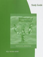Essentials of Psychology Study Guide for Bernstein 5th Edition NEW