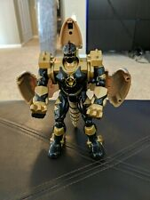 Power Rangers Dino Thunder Transforming Ranger Black Bracciozord.