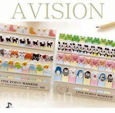 Mini 150 Pages Stick Cute Cartoon Sticky Notes Tab Post It Index ca yun