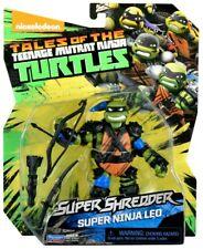 Tales of the TMNT Super Shredder Super Ninja Leo Action Figure
