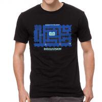 Intellivision Night Stalker Game Men's Black T-shirt NEW Sizes S-2XL