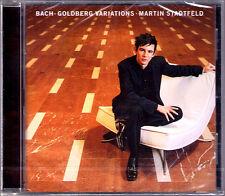 Martin STADTFELD: BACH Goldberg Variations BWV 988 SONY CD 2004 Variationen NEU
