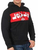 Levi`s Herren Hoodie Pullover Sweatshirt Kapuzenpullover Pulli Hoody Logo 69872