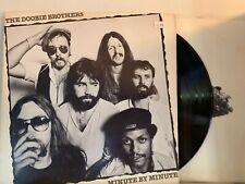 The Doobie Brothers – Minute By Minute LP 1978 Warner Bros. BSK 3193 VG