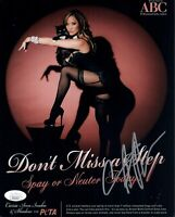 CARRIE ANN INABA Signed Dancing SEXY 8x10 Photo In Person Autograph JSA COA Cert