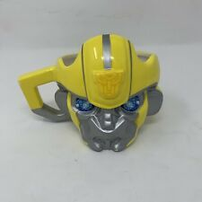 New listing Transformers Bumblebee Movie Sculpted 3D Ceramic Mug 20 oz - Vandor - dated 2018