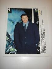 Photo  presse JOHN TRAVOLTA 25-05-2000 London Battlefield Earth Scientology