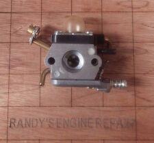 NEW CARBURETOR ECHO GT SRM 251 251E A021001011 C1U-K81A w/ carb mounting gasket