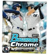 2017 Bowman Chrome Baseball - Prospect - PICK YOUR CARD - COMPLETE YOUR SET -