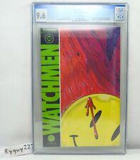 Watchmen # 1 CGC 9.6 White (DC, 1986) 1st Dr. Manhatten and Watchmen comic book