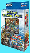 FUTURE CARD BUDDYFIGHT DRAGON EMPEROR OF THE COLOSSAL OCEAN Trial Deck Triple D