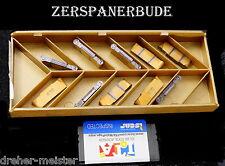 10 Wendeplatten HFPL 3015 IC830 ISCAR Stechdrehen, Neu