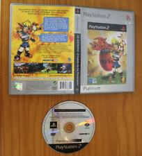 JUEGO PS2 JAK AND DAXTER EL LEGADO DE LOS PRECURSORES, PLAYSTATION 2 PAL ESPAÑA