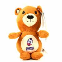 "NFL New York Giants Plush Team Teddy Bear Mascot 9"""