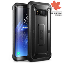 Samsung Galaxy S8 Case, SUPCASE Full-body Rugged Holster Case with Built-in S...