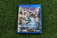 MINT Game PS Vita Phantasy Star Nova Region Free from Japan