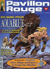PAVILLON ROUGE N°12. Juillet  2002.
