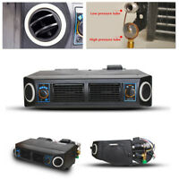 12V A/C Underdash Evaporator Compressor Air Conditioner 3 Speed for Car RV Truck