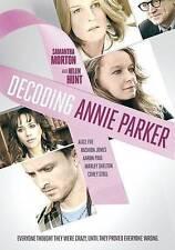 Decoding Annie Parker (DVD, 2014, WS) BRAND NEW, Samantha Morton, Helen Hunt