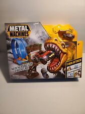 Zuru 2018 Metal Machines T-Rex Attack Take on the Double Loop Track Model 6702