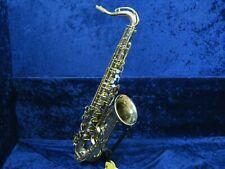Selmer Signet Tenor Saxophone Ser#805823 Old Style Selmer Body Needs Adjustment