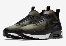 Nike Air Max 90 Essential Black White Lucid Green Cheap UK