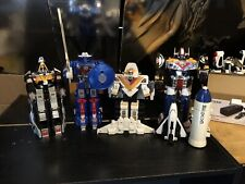 Power Rangers In Space Megazord Lot